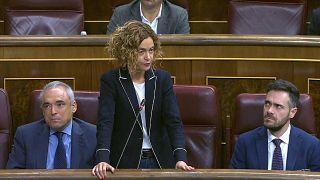 Ana Pastor pide que en el Congreso se hable en castellano