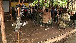 Колумбия: повстанцы-диссиденты