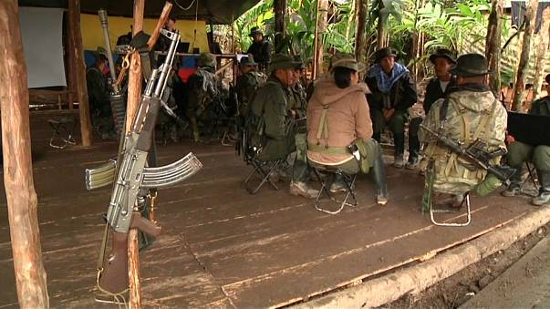 Colombian officials double estimate of FARC holdouts resisting disarmament