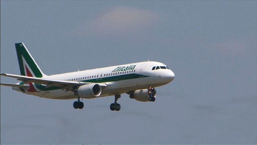 Novos compradores para a Alitalia