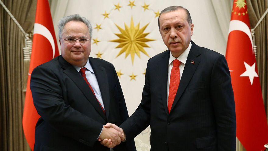 Ναι στην πρόσκληση για επίσημη επίσκεψη στην Αθήνα είπε ο Ερντογάν