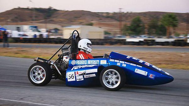 Το κυπριακό αγωνιστικό μονοθέσιο φοιτητών που πήγε στην Formula Student