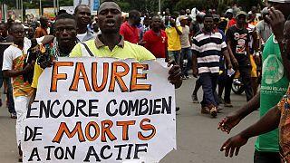 Réaction du président ivoirien Alassane Ouattara sur la crise au Togo