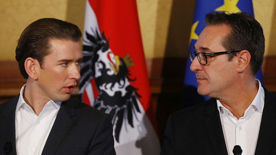 Koalitionsgespräche in Wien