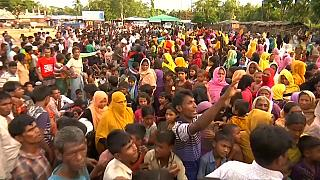 Millions donated for the Rohingya