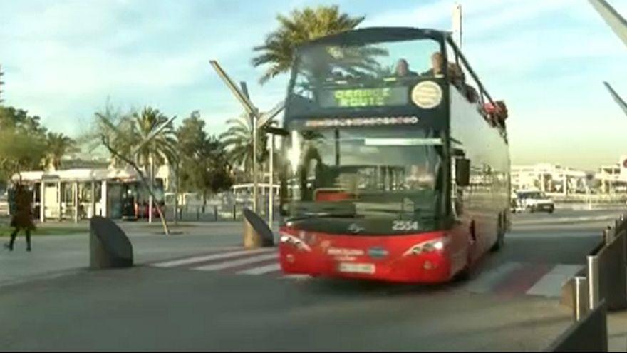 Az idegenforgalom miatt aggódnak Barcelonában