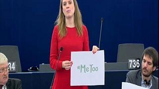 #Metoo llega al Parlamento Europeo