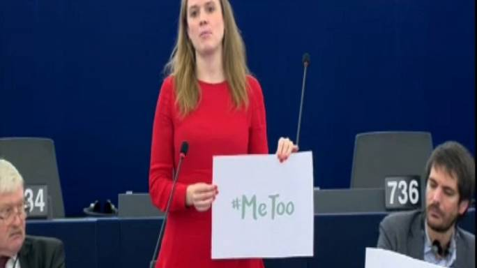 MEP says women are being 'molested and harassed' in EU institutions