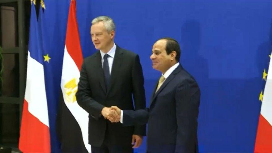 """Vente de Rafale à l'Egypte : """"si le régime en a les moyens"""""""