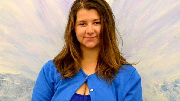 Image: Cynthia Hoffman, 19, was found dead along a river bank near Thunderb