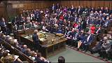 """May confiante em votação de acordo com a UE no Parlamento antes do """"Brexit"""""""