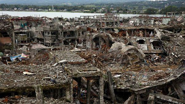 شهر ویران ماراوی؛ بازمانده جنگ چندماهه با داعش در فیلیپبن