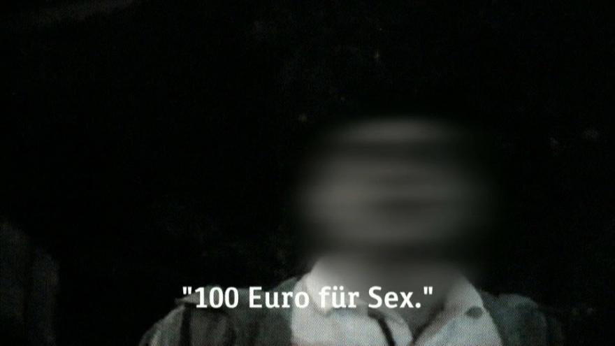 Prostitution network discovered at Berlin refugee centre