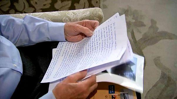 Nazilerin el koyduğu evin eski sahibine özür mektubu