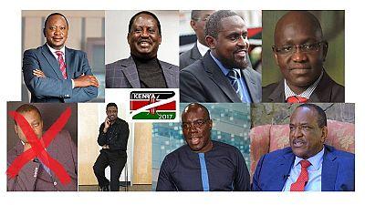 President Uhuru Kenyatta calls for peace before repeat polls