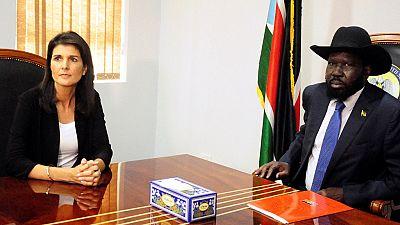 """Soudan du Sud : l'ambassadrice américaine à l'ONU """"déçue"""" par la situation"""