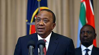 """Kenya : le président Kenyatta exhorte à la """"paix"""" pour la présidentielle"""