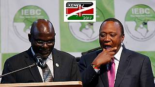 [LIVE] Kenyatta wins 'chaotic' repeat poll with over 98%