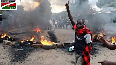 """US expresses concern over """"strife to divide Kenya"""" ahead of poll rerun"""