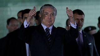 El Congreso brasileño blinda a Temer hasta el final de su mandato