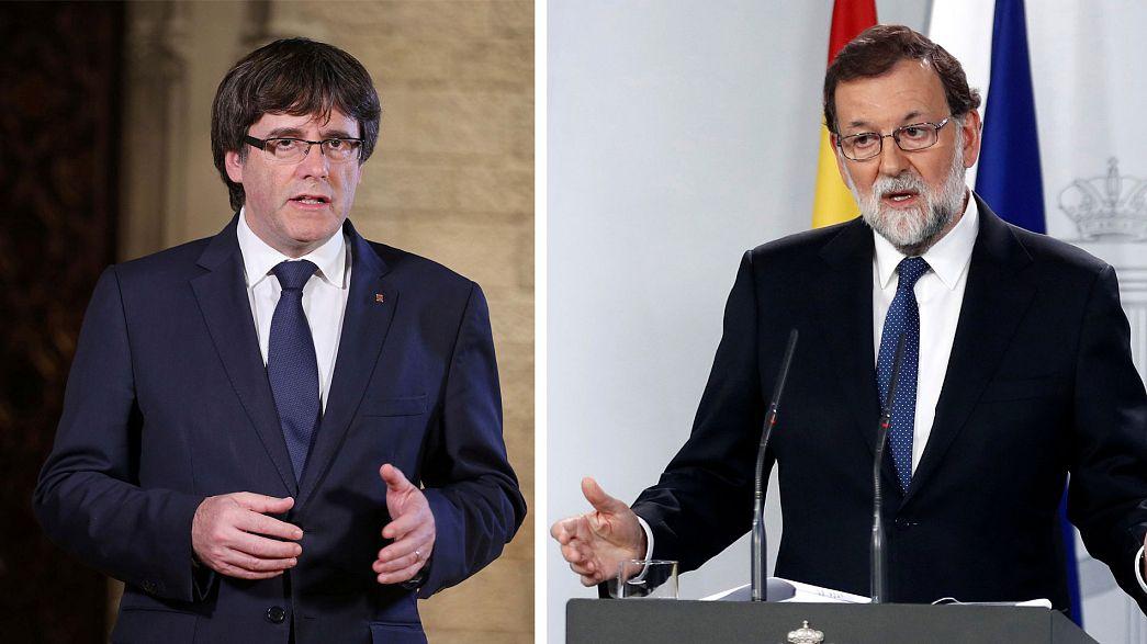 Katalonya için son sözü İspanya Senatosu söyleyecek