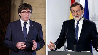 سنای اسپانیا بدون پوجدمون درباره تعلیق دولت محلی کاتالونیا تصمیم میگیرد