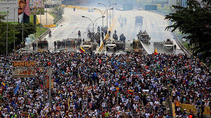 Sacharow-Preis geht an die Opposition in Venezuela