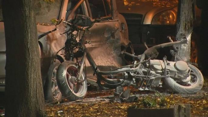 Ukraine: 2 Tote bei Bombenanschlag