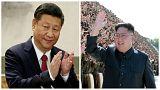 رسالة نادرة من زعيم كوريا الشمالية للرئيس الصيني