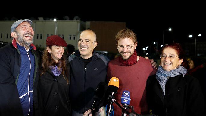 Турция: правозащитники освобождены