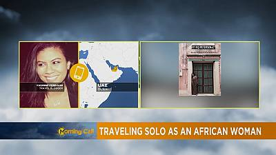 Traveling solo as an African woman [Travel on TMC]