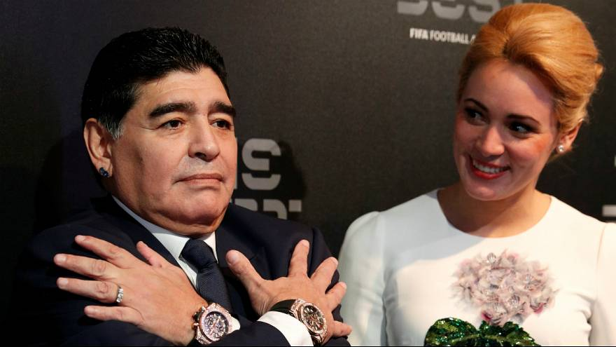Марадона: 20 лет вне игры