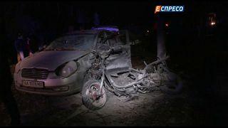 Взрыв в Киеве: покушение на Мосийчука?