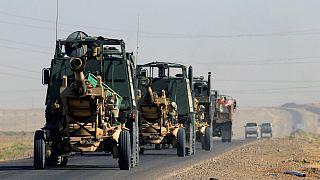 عملیات آزادسازی آخرین شهرهای تحت کنترل داعش در عراق آغاز شد
