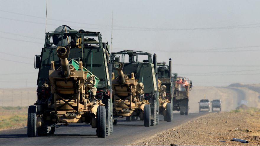 العراق يبدأ عملية عسكرية لاستعادة القائم وراوة من أيدي داعش