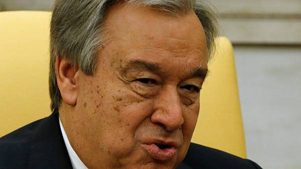 Guterres diz que é momento de ajudar a República Centro-Africana