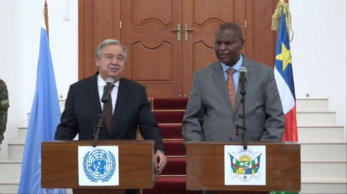 La Communauté internationale appelée à soutenir la Centrafrique