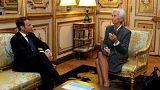 Συνάντηση Μακρόν - Λαγκάρντ για την Ελλάδα