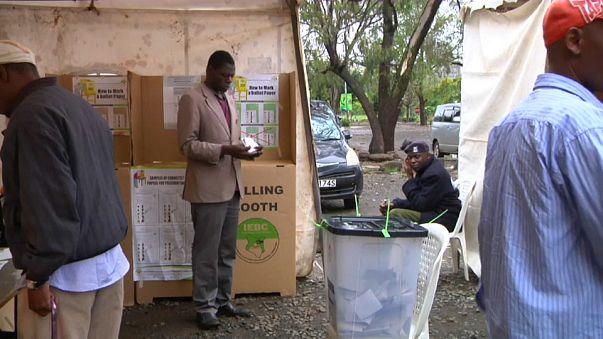 Kenya al voto: tensioni e scarsa affluenza