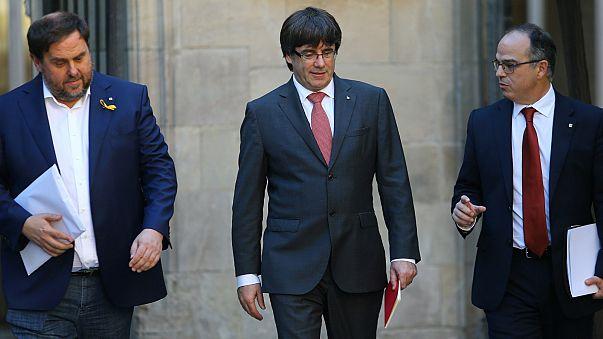 El gobierno catalán envía al Senado alegaciones de último momento al artículo 155