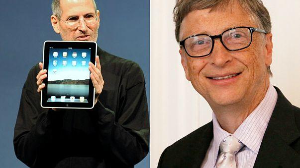 بيل غيتس وستيف جوبس منعا أطفالهم من استخدام التكنولوجيات الجديدة