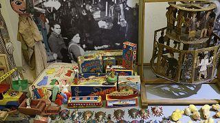 Γνωρίστε το Μουσείο Παιχνιδιών Μπενάκη!