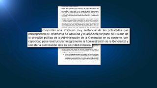 Puigdemont envia requerimento ao Senado