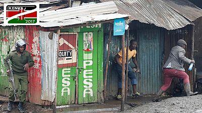 Kenya's IEBC postpones vote in four counties citing insecurity