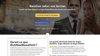 Paris'te çöpçatan sitesi reklamına soruşturma