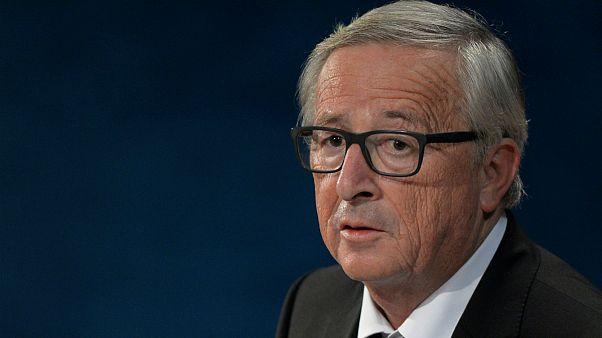 """Juncker: """"La peor amenaza para Europa es el nacionalismo"""""""