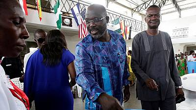 Ex-Liberian warlord endorses Weah after joint visit to Nigerian pastor
