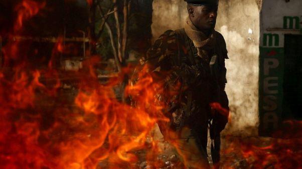 Στις κάλπες η Κένυα εν μέσω αιματηρών ταραχών