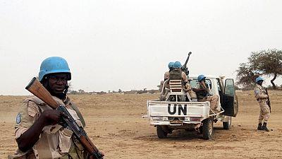 Mali : trois Casques bleus tués et deux blessés par l'explosion d'une mine dans le Nord