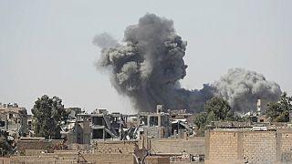 حملات ائتلاف آمریکایی در سوریه و عراق جان ۵۱ غیرنظامی دیگر را گرفت